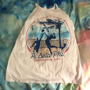 Pi Beta Phi Arrowspike Shirt ASU!
